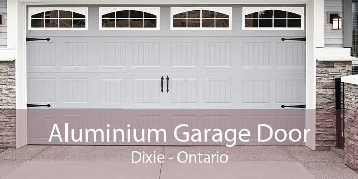 Aluminium Garage Door Dixie - Ontario