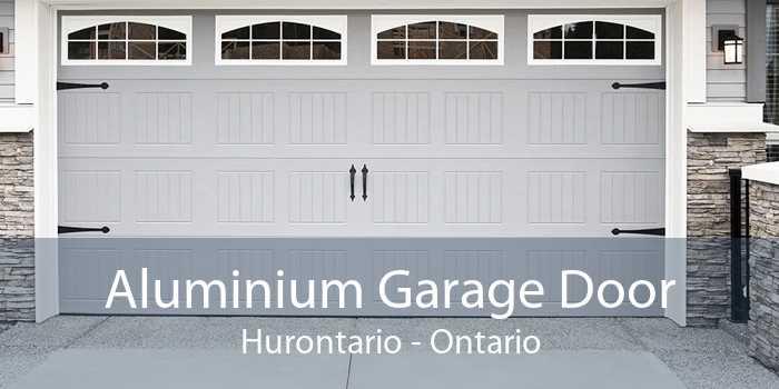 Aluminium Garage Door Hurontario - Ontario