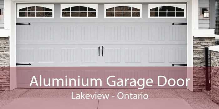 Aluminium Garage Door Lakeview - Ontario