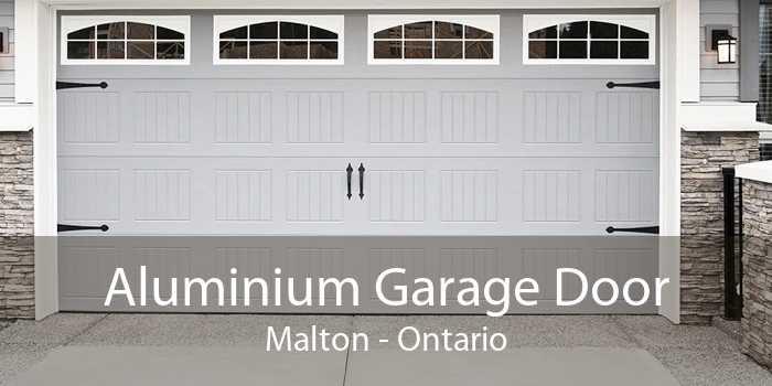 Aluminium Garage Door Malton - Ontario