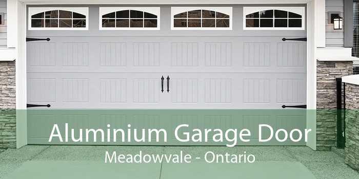 Aluminium Garage Door Meadowvale - Ontario