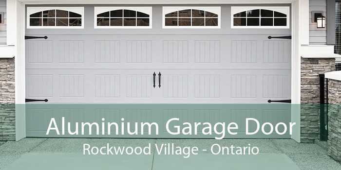 Aluminium Garage Door Rockwood Village - Ontario