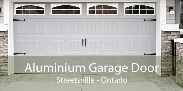 Aluminium Garage Door Streetsville - Ontario
