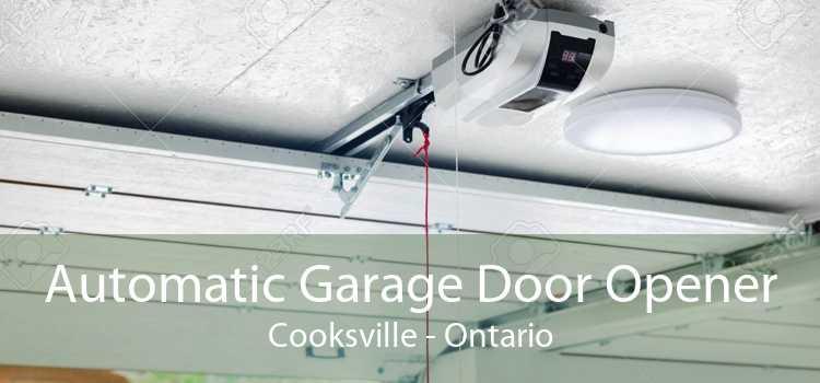 Automatic Garage Door Opener Cooksville - Ontario