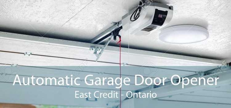 Automatic Garage Door Opener East Credit - Ontario