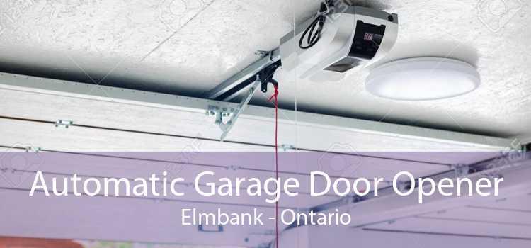 Automatic Garage Door Opener Elmbank - Ontario