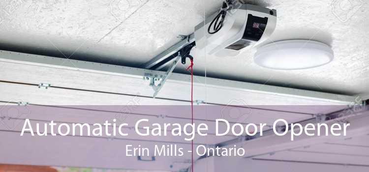 Automatic Garage Door Opener Erin Mills - Ontario