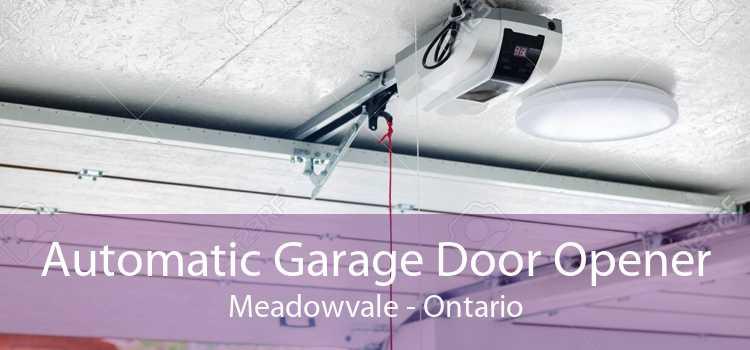Automatic Garage Door Opener Meadowvale - Ontario