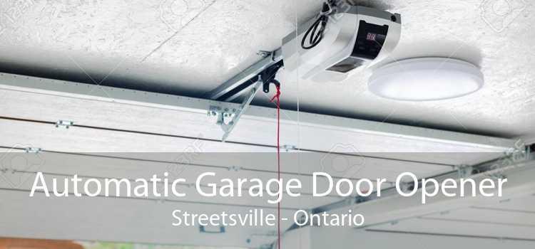 Automatic Garage Door Opener Streetsville - Ontario