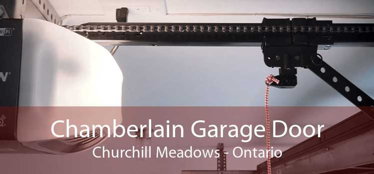 Chamberlain Garage Door Churchill Meadows - Ontario