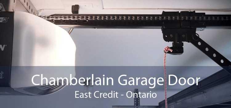 Chamberlain Garage Door East Credit - Ontario