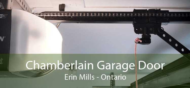 Chamberlain Garage Door Erin Mills - Ontario
