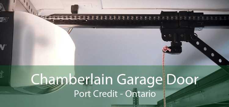 Chamberlain Garage Door Port Credit - Ontario