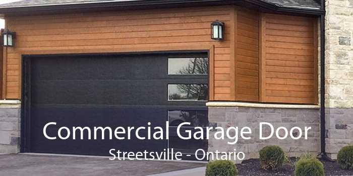 Commercial Garage Door Streetsville - Ontario
