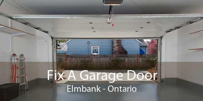 Fix A Garage Door Elmbank - Ontario