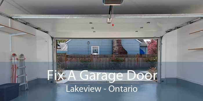 Fix A Garage Door Lakeview - Ontario