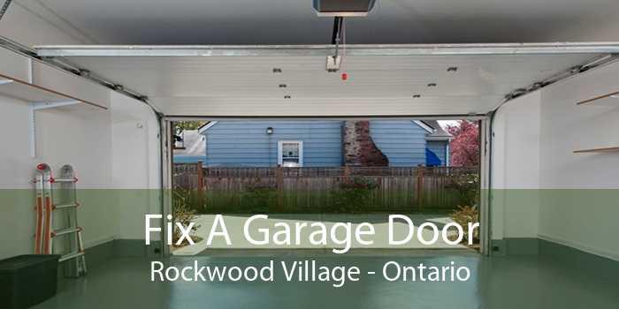 Fix A Garage Door Rockwood Village - Ontario