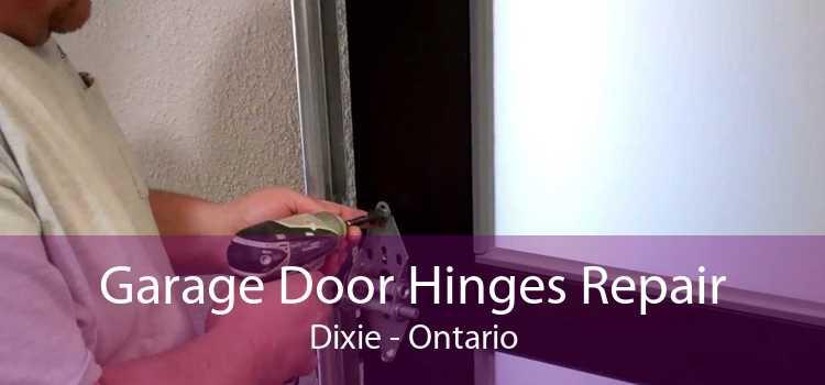 Garage Door Hinges Repair Dixie - Ontario