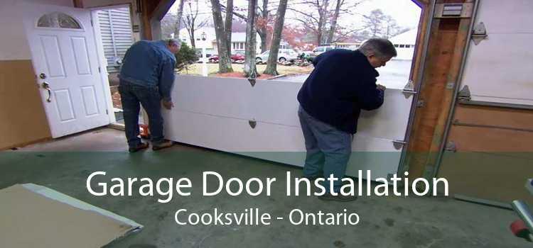 Garage Door Installation Cooksville - Ontario