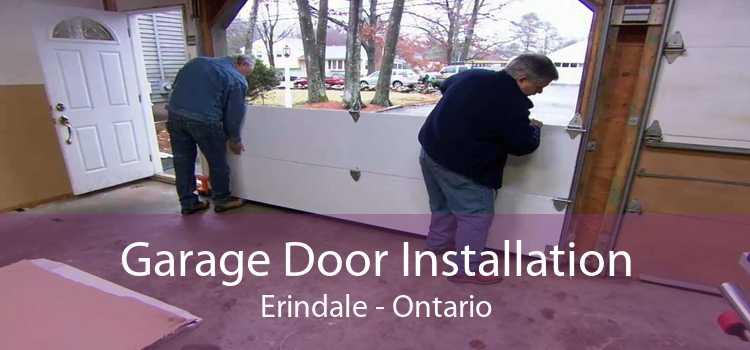 Garage Door Installation Erindale - Ontario
