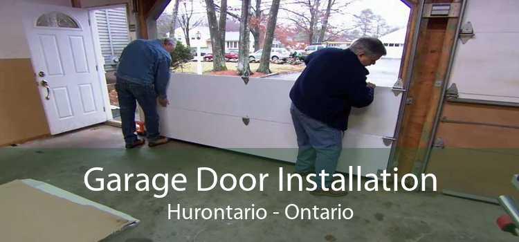 Garage Door Installation Hurontario - Ontario