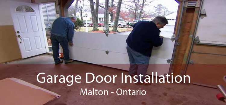 Garage Door Installation Malton - Ontario