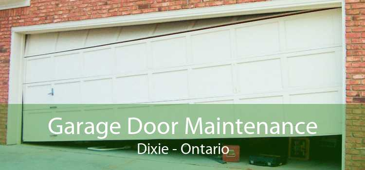 Garage Door Maintenance Dixie - Ontario
