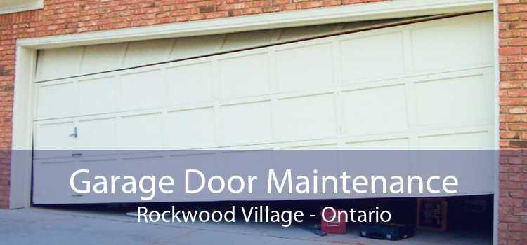 Garage Door Maintenance Rockwood Village - Ontario