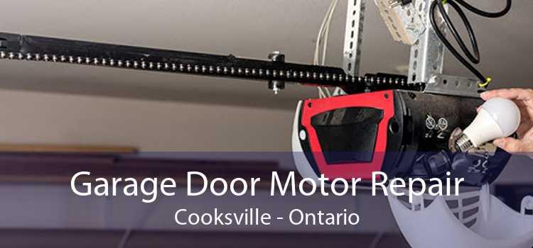 Garage Door Motor Repair Cooksville - Ontario