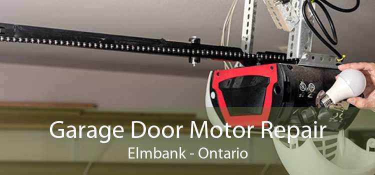 Garage Door Motor Repair Elmbank - Ontario