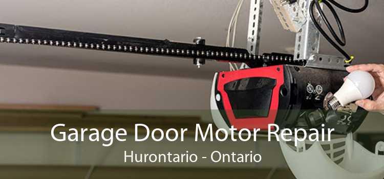 Garage Door Motor Repair Hurontario - Ontario