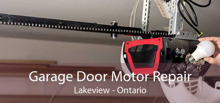Garage Door Motor Repair Lakeview - Ontario
