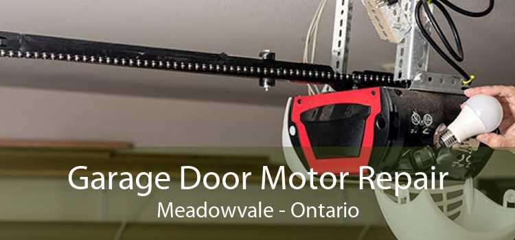 Garage Door Motor Repair Meadowvale - Ontario