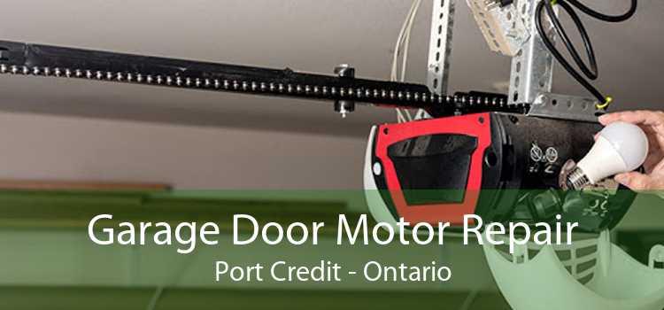 Garage Door Motor Repair Port Credit - Ontario