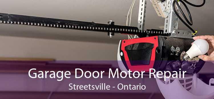 Garage Door Motor Repair Streetsville - Ontario