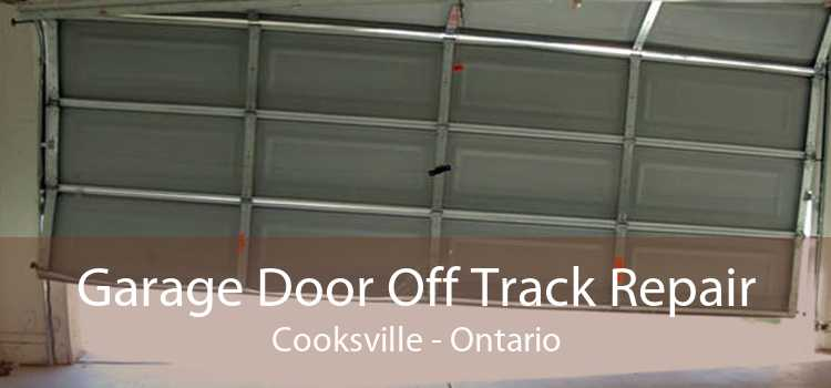 Garage Door Off Track Repair Cooksville - Ontario