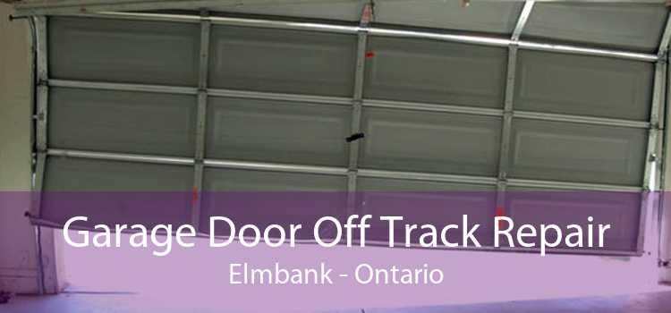 Garage Door Off Track Repair Elmbank - Ontario