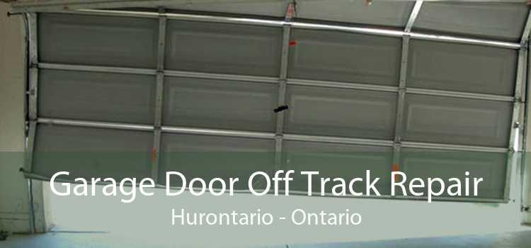 Garage Door Off Track Repair Hurontario - Ontario