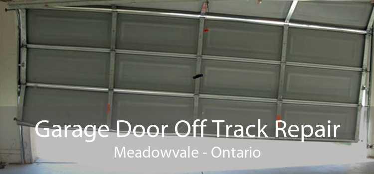 Garage Door Off Track Repair Meadowvale - Ontario