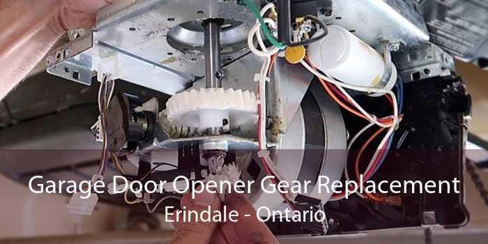 Garage Door Opener Gear Replacement Erindale - Ontario