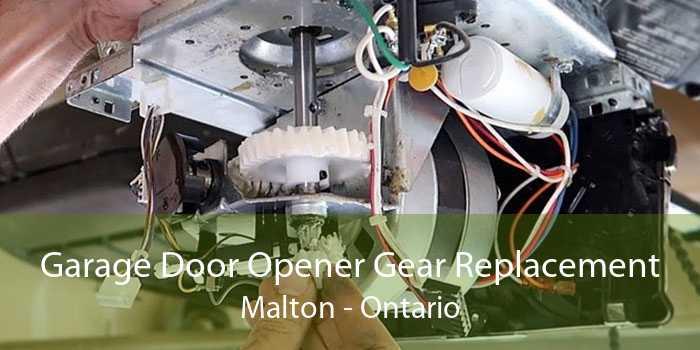 Garage Door Opener Gear Replacement Malton - Ontario