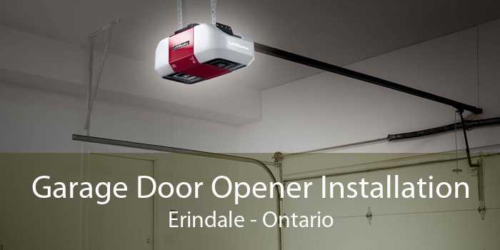 Garage Door Opener Installation Erindale - Ontario