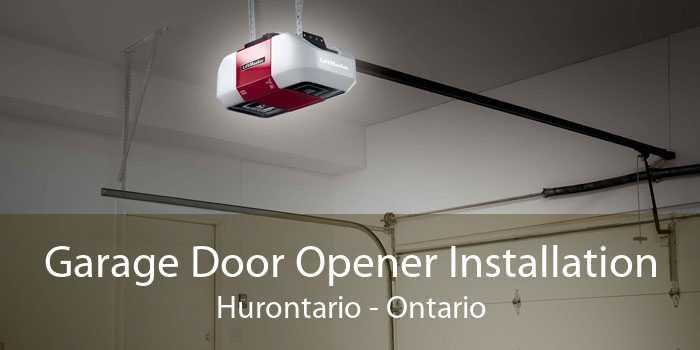 Garage Door Opener Installation Hurontario - Ontario