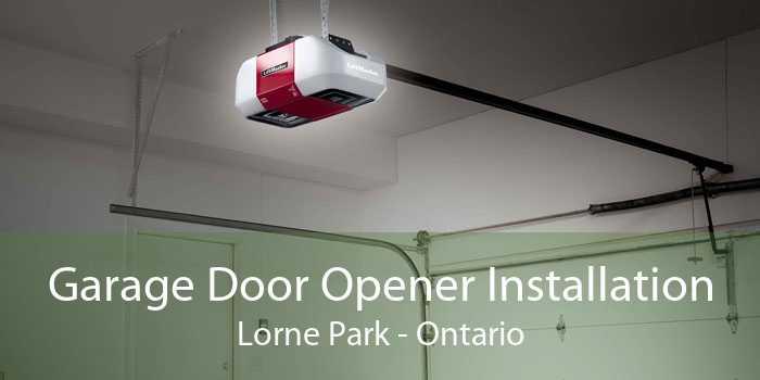Garage Door Opener Installation Lorne Park - Ontario