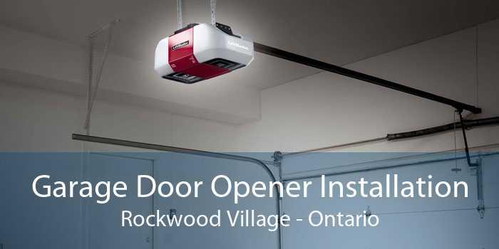 Garage Door Opener Installation Rockwood Village - Ontario