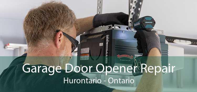 Garage Door Opener Repair Hurontario - Ontario
