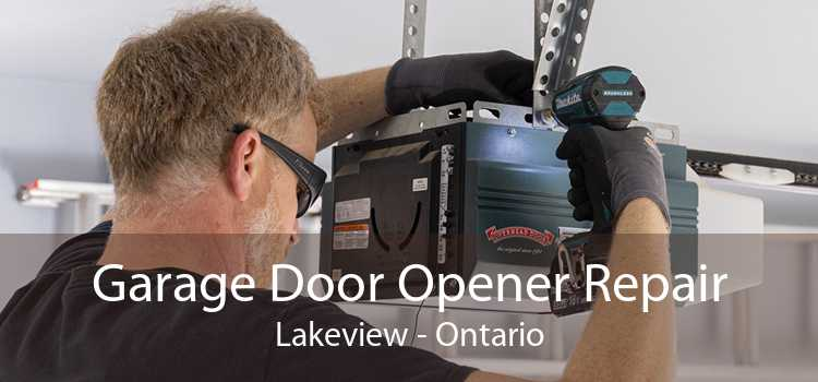 Garage Door Opener Repair Lakeview - Ontario