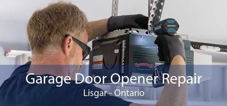 Garage Door Opener Repair Lisgar - Ontario