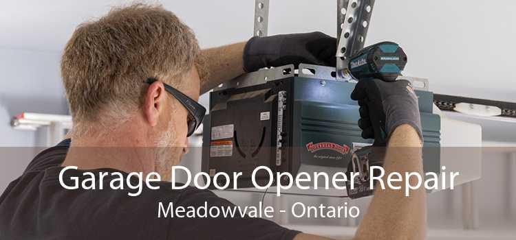 Garage Door Opener Repair Meadowvale - Ontario