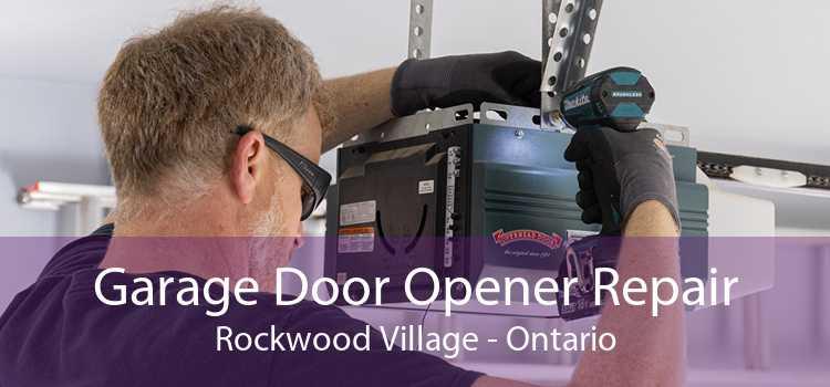 Garage Door Opener Repair Rockwood Village - Ontario